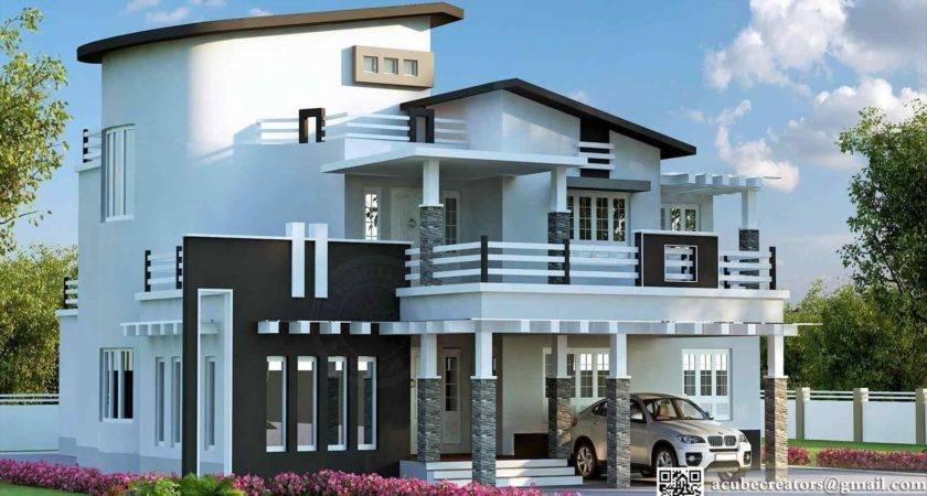 Simple Exterior House Designs Kerala Datenlabor Info