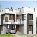 Simple Home Modern House Designs Slanted