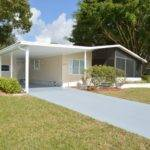 Simple Manufactured Home Makeover