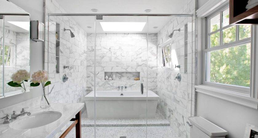 Simply Chic Bathroom Tile Design Ideas Designs