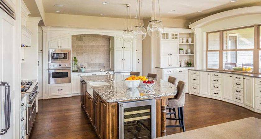 Single Kitchen Design Trends Model Homes