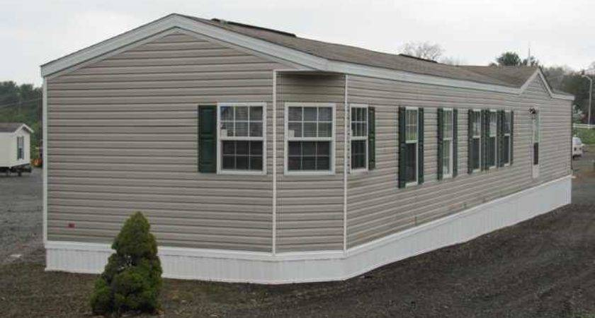 Single Wide Manufactured Homes Factory