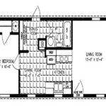 Single Wide Mobile Home Floor Plans Simple Design