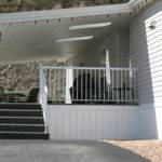 Skirting Mobile Homes Example Home