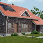 Small Brick House Portfolio Work Evermotion