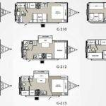 Small Camper Trailer Plans House Floor Palomino