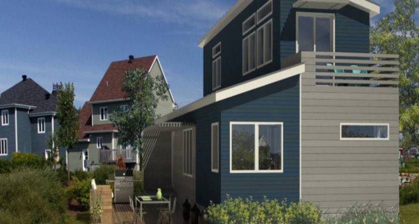 Small Eco Home House Prefab Homes
