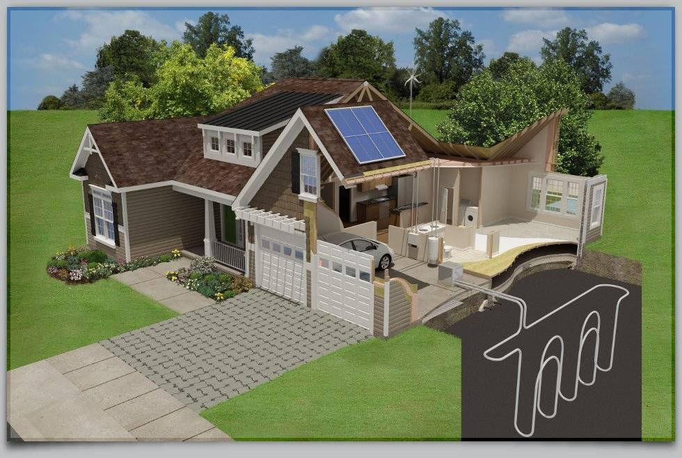 Small Energy Efficient Home Designs House Design - Kaf ...