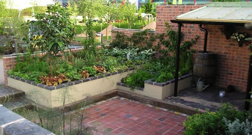 Small Garden Design Designs Colors