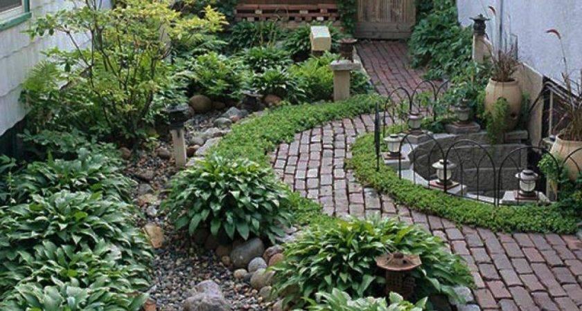 Small Garden Design Home