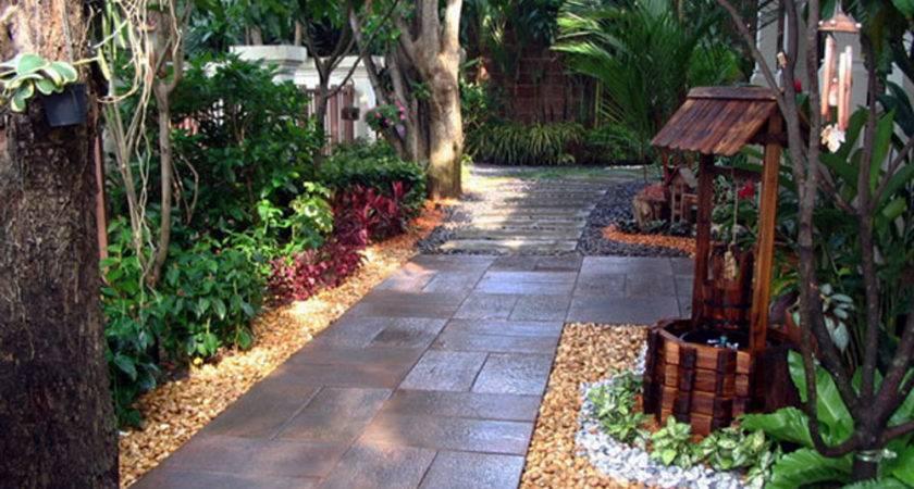 Small Garden Designs Interior Design Architecture Furniture