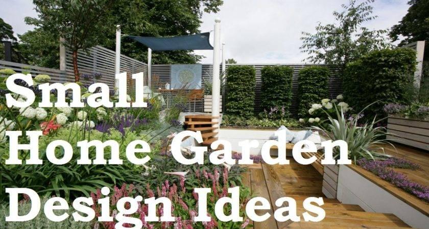 Small Home Garden Design Ideas Modern