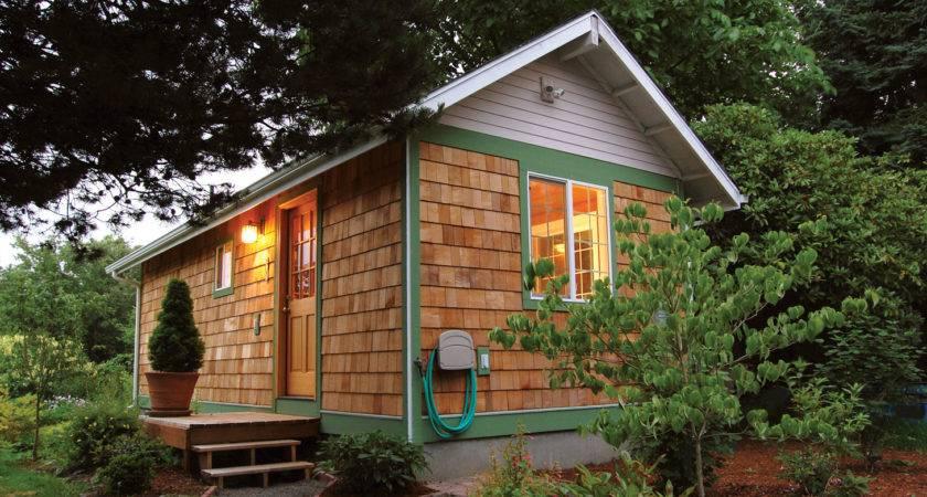 Small Home Oregon Houses Meet Modular Housing Codes