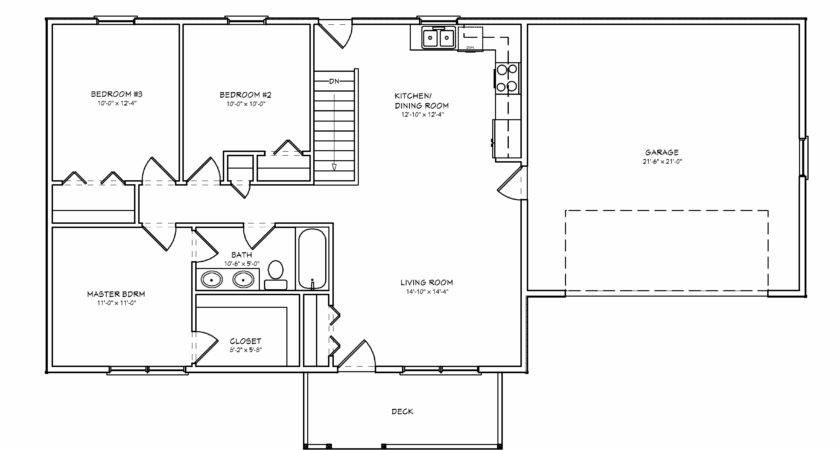 Small House Plans Garage