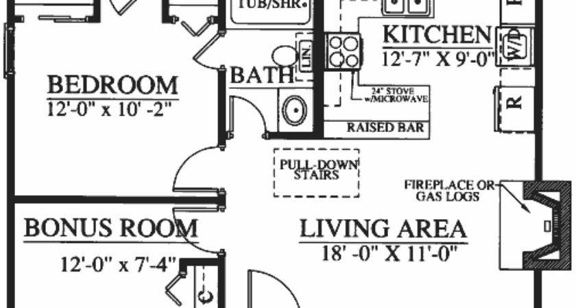 Small House Plans Home Floor