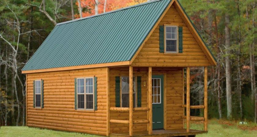Small Log Cabin Kit Homes Modular