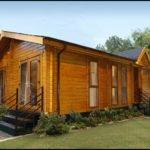 Small Log Cabin Mobile Homes