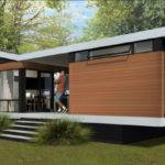 Small Mobile Homes Sale China Modular Wooden Home