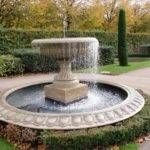 Small Patio Fountain Ideas Design