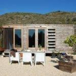 Small Prefab House Spain Dmp Arquitectura