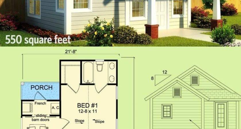 Small Stick Built House Plans