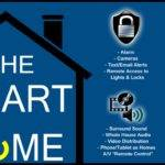 Smart Home Logo Stay Connected Your