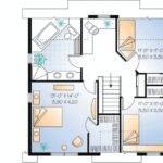 Smart House Plan Alternate Garage