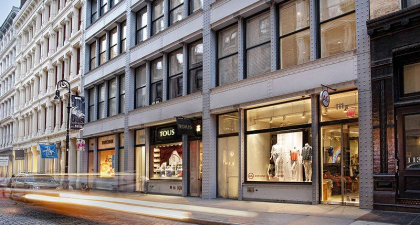 Soho Building Commercial Retail Residential Lease Greene