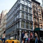 Soho Chic Stores Cobblestones New York Times