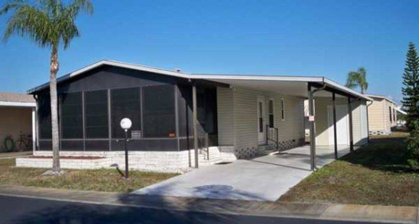 Sold Fleetwood Manufactured Home North Fort Myers