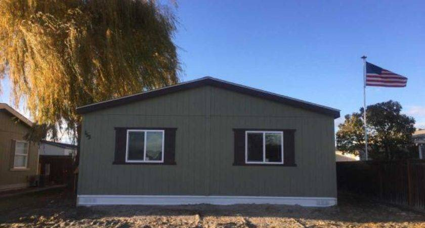 Sold Fleetwood Mobile Home Kennewick Sales