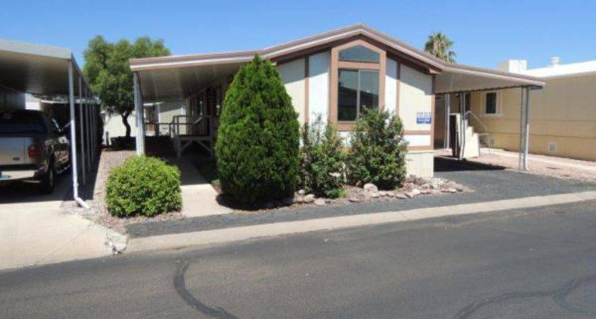 Sold Schultz Mobile Home Tucson Last Listed