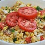 Southern Plate Cornbread Salad July Cookout Side Dish Yum