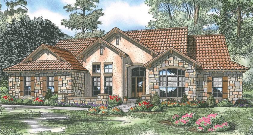 Southwest House Plans Designs Builderhouseplans
