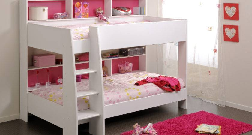 Space Function Fun Bunk Beds Twin Decorative