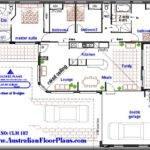 Split Level Bedroom Home Floor Plans Real Estate House