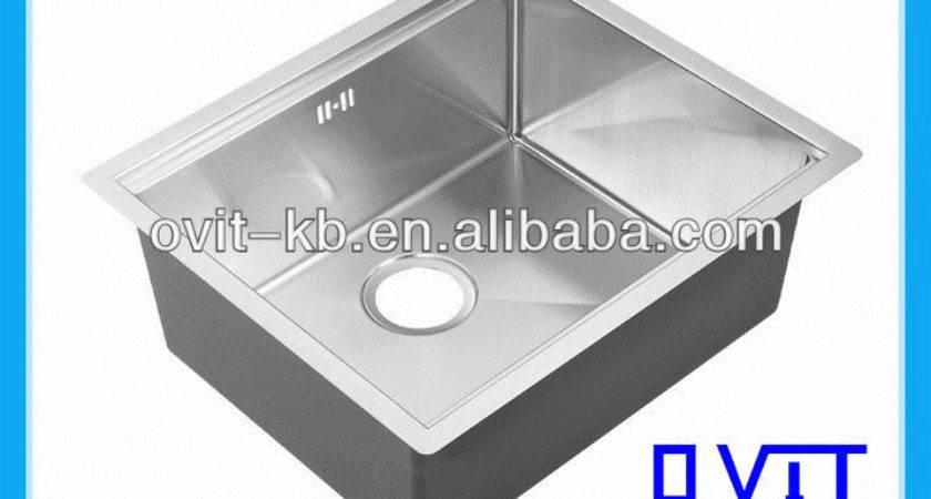 Stainless Steel Kitchen Wash Basin Rfs Ovit