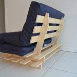 Stakka Futon Double Side Rear
