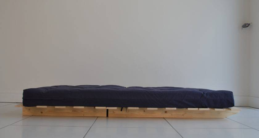 Stakka Slot Together Futon