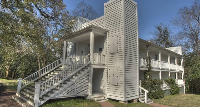 Steamboat House Sam Houston Museum Huntsville Texas