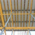 Steel Beam Concrete Slab Formwork System Foundation