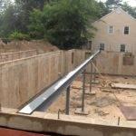 Steel Beam Foundation