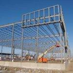 Steel Building Foundations Stronger Foundation