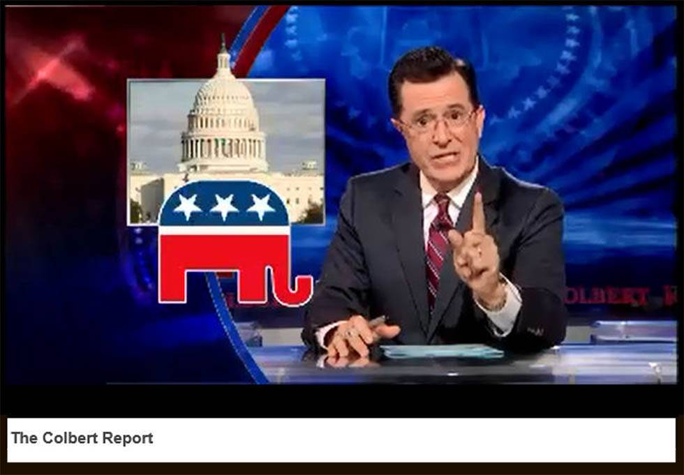 Stephen Colbert News Hall Fame Guardians Truth Justice
