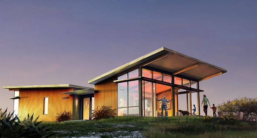 Stillwater Dwellings Launches Green Contemporary Prefab Homes