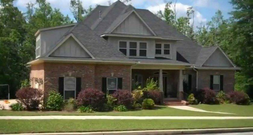 Stone Hedge Subdivision Homes Sale Mobile Youtube