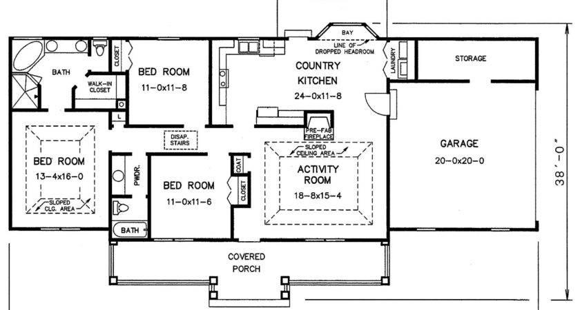 Stone Mountain Bedrooms Baths House