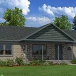 Stone Ridge Ranch Style Modular Homes