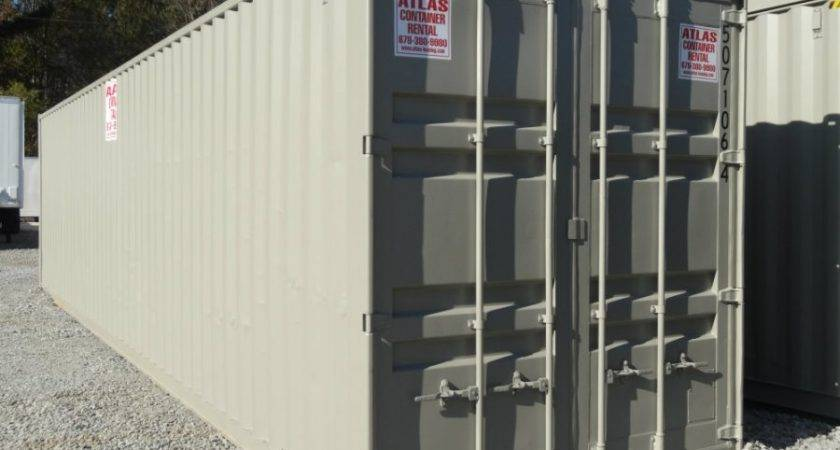 Storage Container Renters Guide