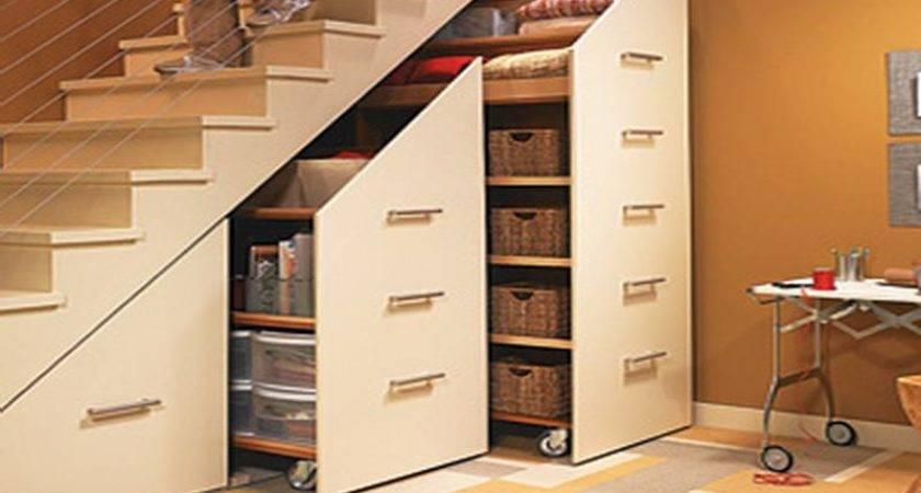 Storage Small Spaces Home Interior Design